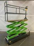 Pipe rail trolley Greenlift GL5000   Image 7