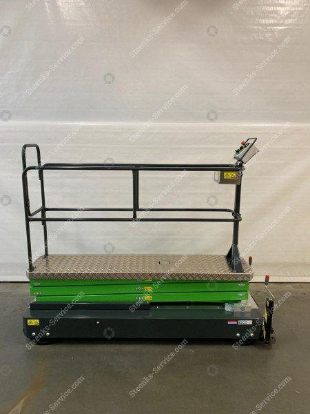 Buisrailwagen Greenlift GL5000   Afbeelding 13