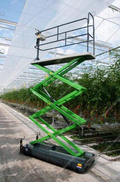 Pipe rail trolley Greenlift GL5000   Image 3