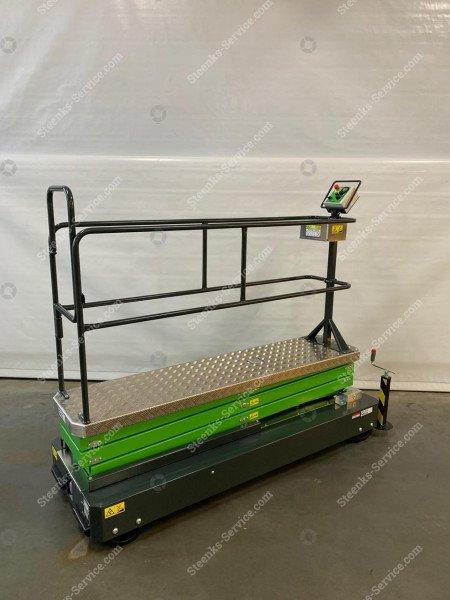 Pipe rail trolley Greenlift GL5000   Image 6
