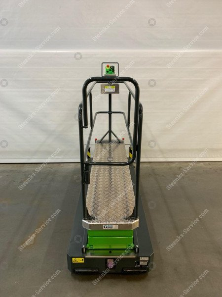 Pipe rail trolley Greenlift GL5000   Image 8