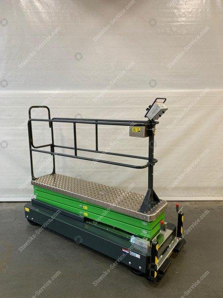 Pipe rail trolley Greenlift GL5000   Image 11