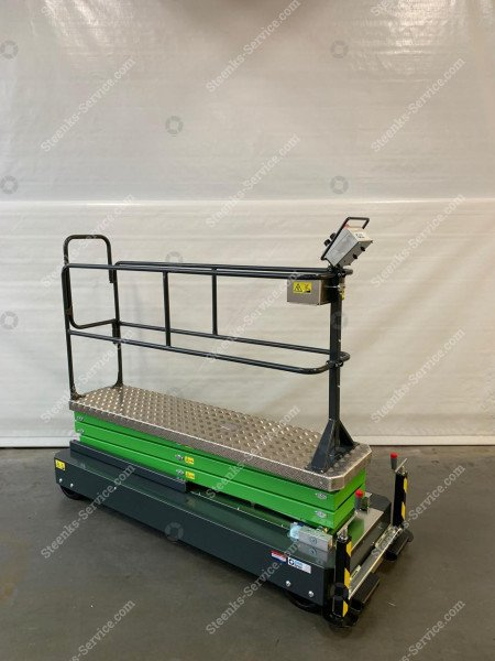 Pipe rail trolley Greenlift GL5000 | Image 11