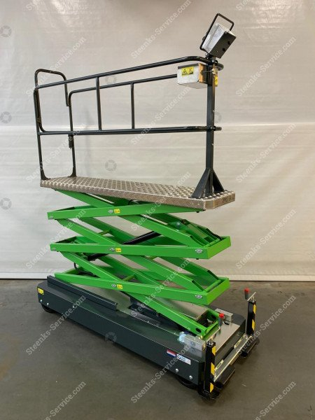 Pipe rail trolley Greenlift GL5000 | Image 12