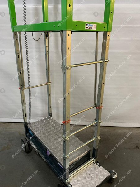 Buisrailwagen Greenlift GLE3000   Afbeelding 10