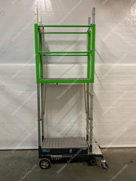 Pipe rail trolley Greenlift GLE3000   Image 8