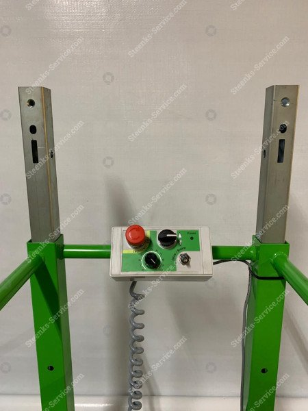 Pipe rail trolley Greenlift GLE3000   Image 11