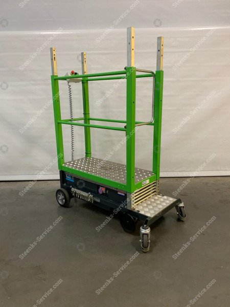 Pipe rail trolley Greenlift GLE3000   Image 12