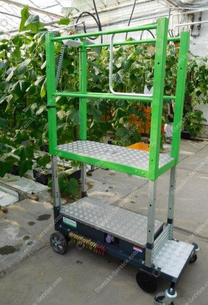 Rohrschienenwagen Greenlift GLE3000 | Bild 2