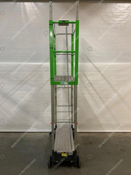 Rohrschienenwagen Greenlift GLE3000 | Bild 7