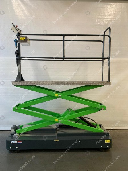 Pipe rail trolley Greenlift GL3500 | Image 3