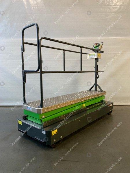 Rohrschienenwagen Greenlift GL3500   Bild 2