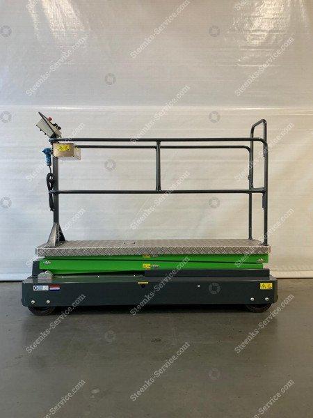 Rohrschienenwagen Greenlift GL3500   Bild 4