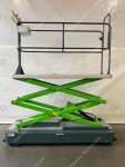 Pipe rail trolley GL3000-550 Berkvens | Image 3