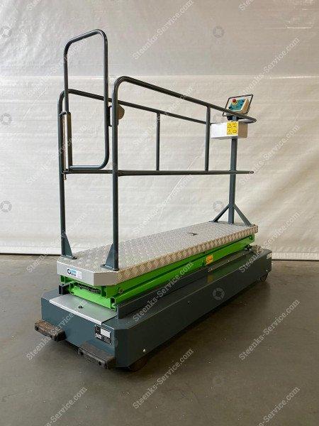 Pipe rail trolley GL3000-550 Berkvens   Image 2