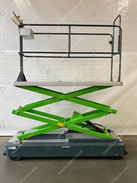 Pipe rail trolley GL3000-550 Berkvens   Image 3