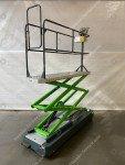 Pipe rail trolley GL3000-415 Berkvens