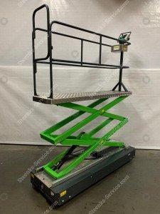 Pipe rail trolley GL3500 Berkvens