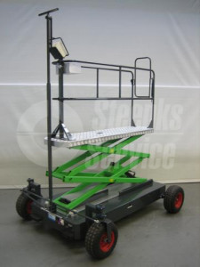 Airwheel trolley Berkvens