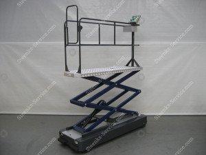 Buisrailwagen GL3000-550 Berkvens