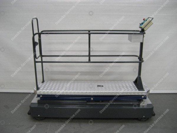 Buisrailwagen GL3000-550 Berkvens | Afbeelding 3