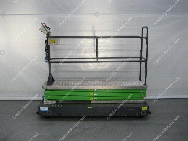 Buisrailwagen Berkvens GL-5000-550   Afbeelding 3