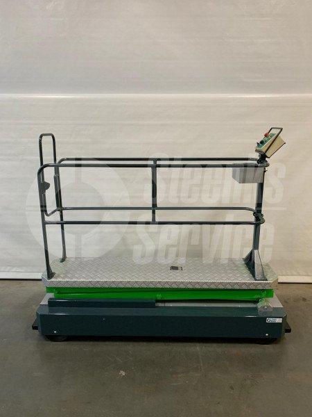 Buisrailwagen Berkvens GL3000-550 | Afbeelding 4