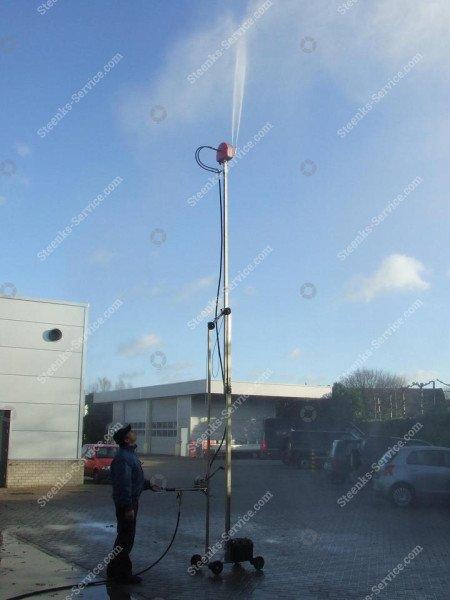 Cassotti spray mast | Image 3