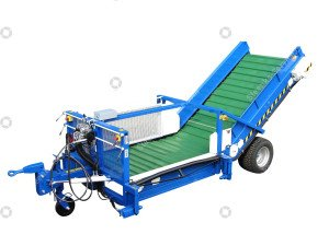 Bio Hopper XL Crop waste handlingmachine