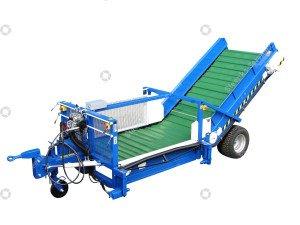 Bio Hopper XL Crop waste handlingmachine