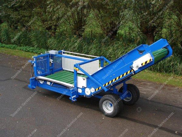 Bio Hopper XL Afvalverwerkingsmachine | Afbeelding 2
