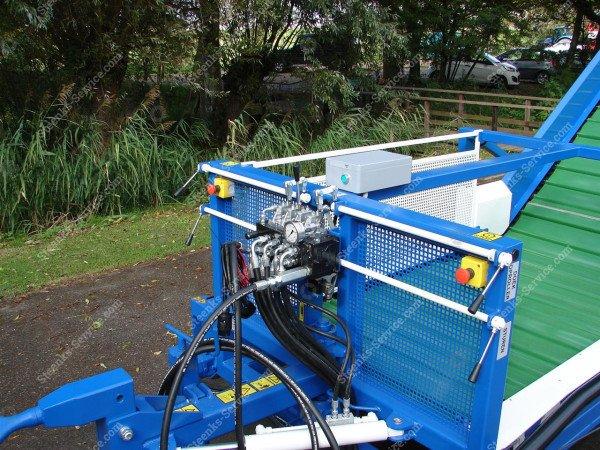 Bio Hopper XL Afvalverwerkingsmachine | Afbeelding 3