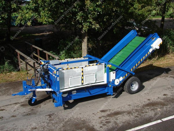 Bio Hopper XL Afvalverwerkingsmachine | Afbeelding 4