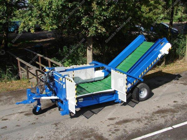 Bio Hopper XL Afvalverwerkingsmachine | Afbeelding 5