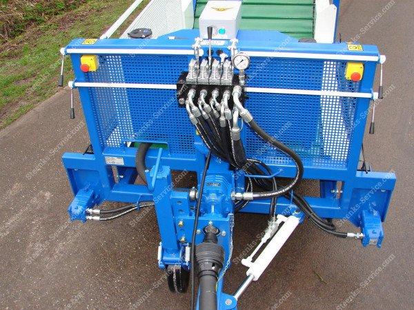 Bio Hopper XL Afvalverwerkingsmachine | Afbeelding 7