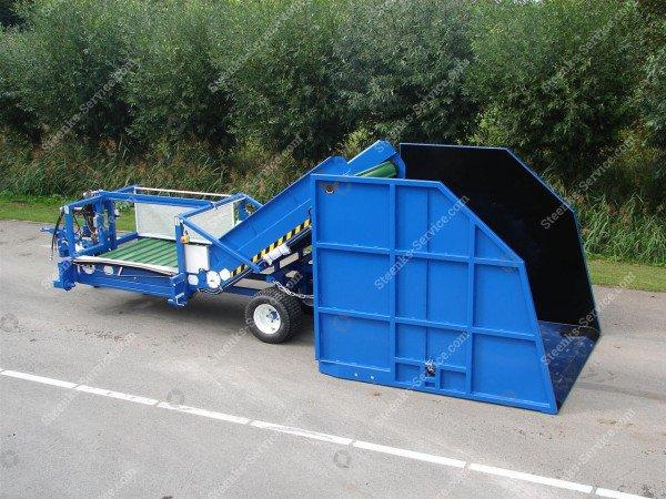 Bio Hopper XL Afvalverwerkingsmachine | Afbeelding 16