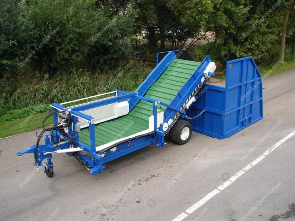 Bio Hopper XL Crop waste handlingmachine | Image 11