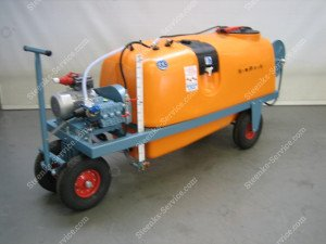 Spray cart Georgia 1000 ltr