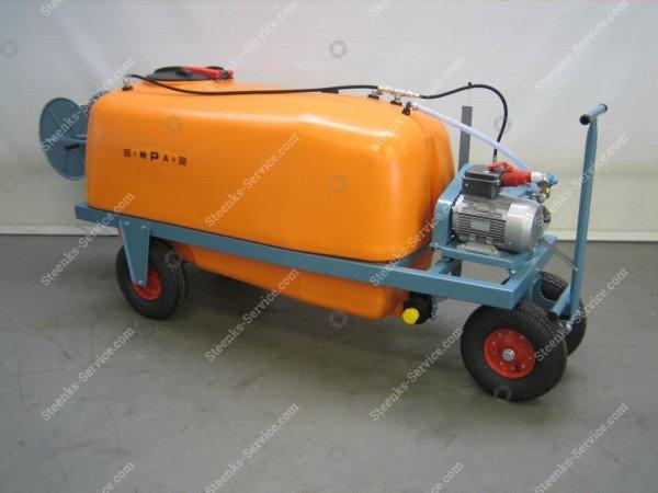 Spray cart Georgia 1000 ltr | Image 2