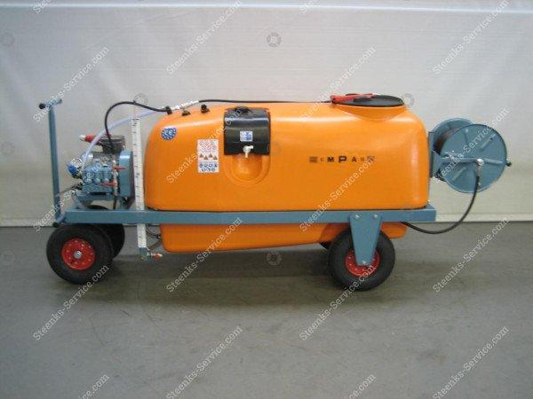 Spray cart Georgia 1000 ltr | Image 5