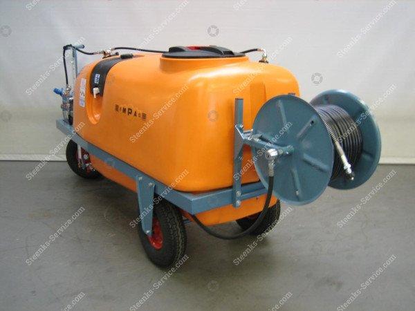 Spray cart Georgia 1000 ltr | Image 6