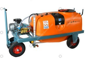 Spray cart Georgia 600 ltr.