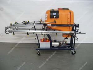 Spray cart 200 ltr.