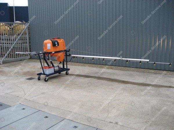 Spray cart 200 ltr.   Image 2