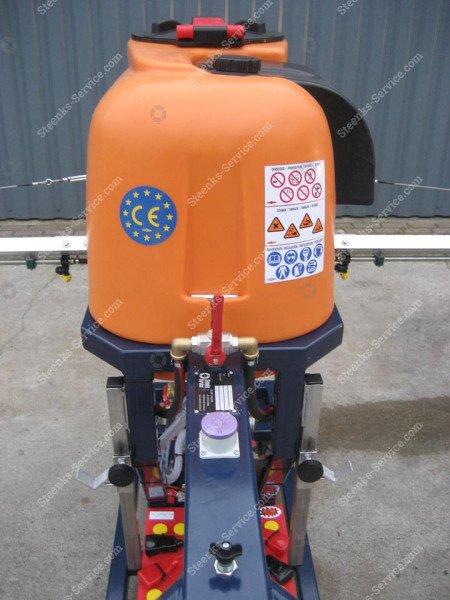 Spray cart 200 ltr.   Image 3