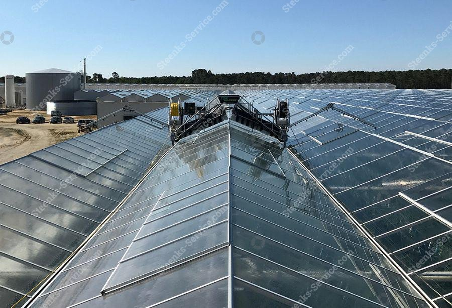 Top Cleaner Greenhouse Roof Washer Div0000114 Steenks