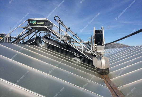 Top Cleaner Greenhouse roof washer