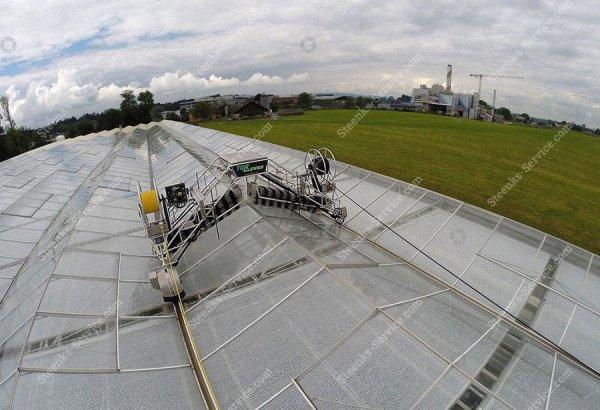 Top Cleaner Treibhaus Dach Reiniger   Bild 2