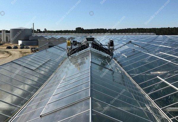 Top Cleaner Treibhaus Dach Reiniger   Bild 4