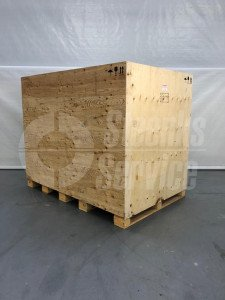 Exportkist t.b.v. Stefix 135